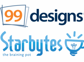 99designs-starbytes-logo