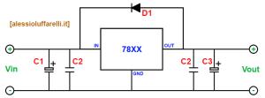 regolatore-tensione-7805